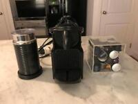 DeLonghi Nespresso Machine