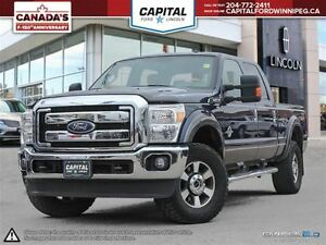 2015 Ford F-350 LARIAT CREW CAB **Heated Seats-Rear Cam-Bluetoot