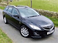 ★ 2010 ★ MAZDA 6 TS2 ESTATE 2.2 -DIESEL- 165BHP - 6 SPEED MANUAL - 12 MONTHS MOT - EXCELLENT DRIVE