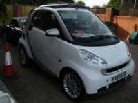DIESEL Smart Car 800cc sold with 12 month MOT only £2495 ono