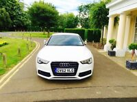 Audi A5 S Line 3.0 TDI Coupe - Huge spec incl cruise, HDD Sat Nav, reverse camera and B&O speakers