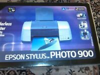 Epson Stylus Photo 900 Printer - Unused