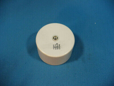 Murata 40kv 2700pf Ceramic Door Knob Hv High Voltage Capacitor Tdk
