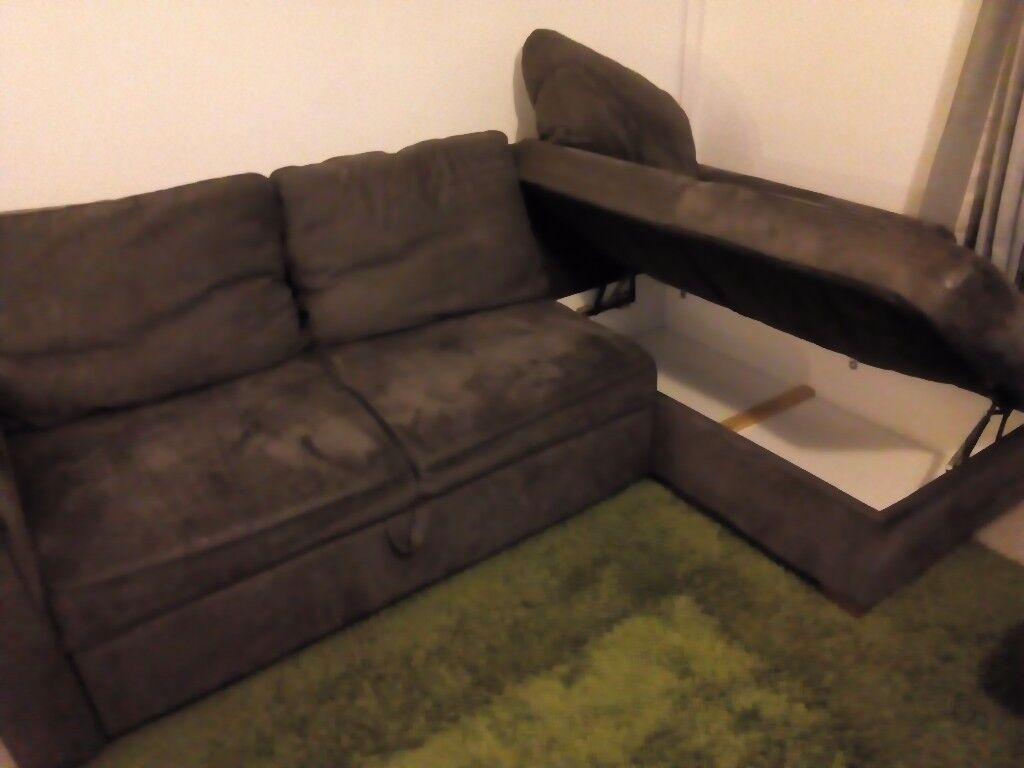 sneakers for cheap 46989 c6cb0 Can deliver free in somerset lovely small corner sofa bed | in  Burnham-on-Sea, Somerset | Gumtree