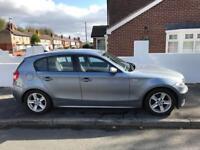 Stunning BMW 1 Series 120D Automatic SE Sports Excellent Condition FSH 12 Months MOT