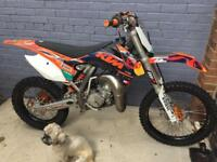 Ktm 85 sx big wheel