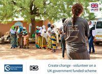 Improve your French Language skills - volunteer in Burkina Faso or Rwanda