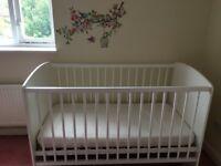 The best bargain for baby (0-3 y) Cot- as good as new