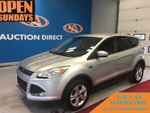 2013 Ford Escape SE 4WD! ALLOYS! FINANCE NOW!