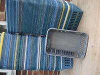 medium size baskets 30cmx20cmx11cm