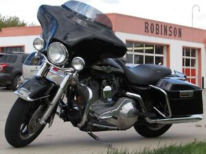 2003 harley-davidson FLHT Electra Glide  100th Anniversary  ONLY London Ontario image 6