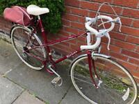 Ladies Raleigh Vintage Road Bike. Eroica suitable