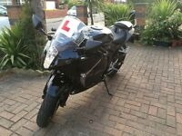 125cc Learner legal GTR 125 hyosung sale 16 plate
