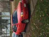 2003 red Hyundai Accent