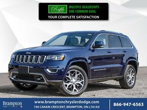 2018 Jeep Grand Cherokee LIMITED 4X4 | EX CHRYSLER COMPANY DEMO