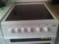 Beko electr c cooker