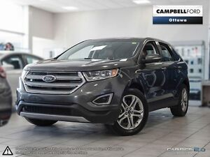 2016 Ford Edge Titanium TOP OF LINE-SALE PRCED