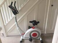 Reebok exercise bike - model RE1-11201