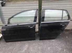 Golf Mark 7 Passenger Side doors Front & Rear