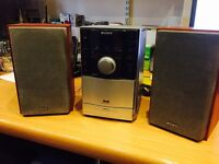 Sony MP3 Dab Radio/CD Player £25.