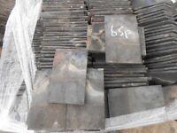 Reclaimed Staffordshire blue Roof tiles 65p inc vat