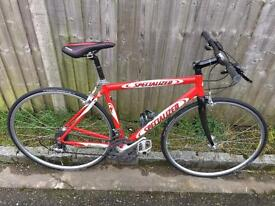 Specialized Columbus Comp Hybrid. Beautiful condition & Very Light. Free D-Lock, Lights, Delivery