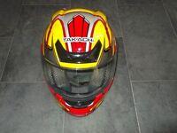 Takachi TK-110X motorcycle helmet size M