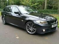 2012 BMW 318D SPORT PLUS EDITION*FSH*LEATHER*SAT-NAV*H/SEATS*R.TAX-£30*#M SPORT#530D