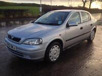 Vauxhall Astra 1.7 dti 2002 £200