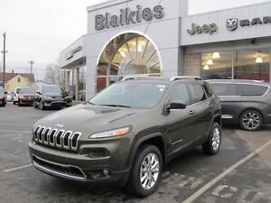 2015 Jeep Cherokee L Limited | HEATED/VENTED SEATS | BACK UP CAM