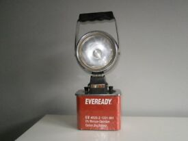 Vintage auto car retro lantern lamp