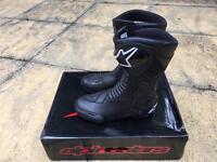 Alpinestar boots S-MX 6 boots size 6 eu 40