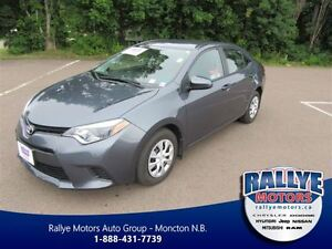 2014 Toyota Corolla CE! Traction And Stability! ONLY 19K! Trade-