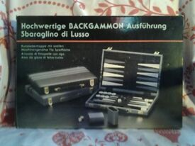 Backgammon delux