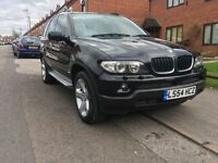 X5 3.0d sport ,full heated leather sat nav . Pan roof