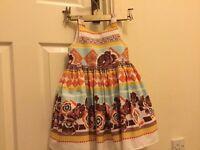 2 AGE 5 DRESSES