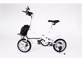 BRAND NEW ELECTRIC FOLDING BIKE GO GO CITY SPRINTER LS(LAST IN STOCK)