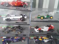 Formula1 cars