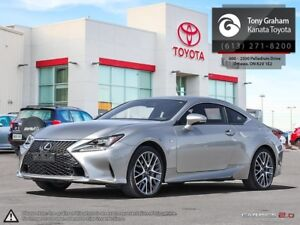 2015 Lexus RC 350 RCF 350 AWD FSport