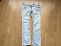 💕 ** Ladies/ Girls River Island Jeans Size 6 ** 💕