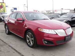 2009 Lincoln MKS 3.7L V6|AWD|GPS|LEATHER|PANO-ROOF