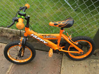 "Huffy Inferno 14"" Bike"