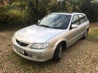 Mazda, 323, Hatchback, 2002, Other, 1598 (cc), 5 doors
