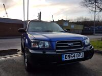 SUBARU FORESTER 4 WHEEL DRIVE IMMACULATE CONDITION