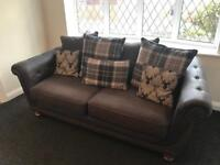Sofa - SCS Argyle Scatter Back, 3 seater and Wingback chair