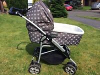 Mamas and Papas ultima. MPX travel system. Car seat, buggy, pram