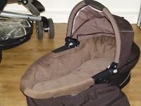 Quinny Buzz pram carrycot - PERFECT condition