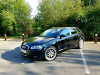 2006 Audi a3 special edition, s-line, 2.0tfsi quattro manual, fsh, unmolested example!