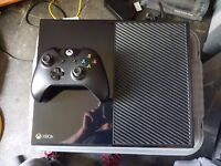 Xbox One Great Condition with Controller and 5 Games £155 No Offers Pickup Or Can deliver For Petrol