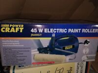 Power Craft 45W Electric Paint Roller